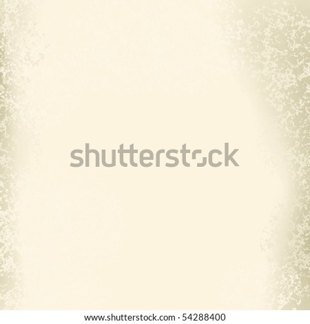 Beige paper or parchment background with gray texture sponge