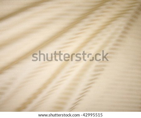 beige satin silky sheets