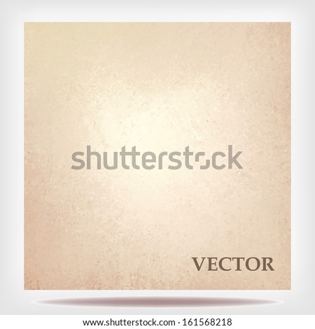 Beige Background Color Beige White Background Vector