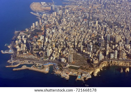 Beirut is the capital and largest city of Lebanon. #721668178