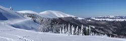 Beklemeto , Stara planina, Bulgaria, ski