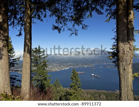 Belcarra, Deep Cove and Indian Arm in North Vancouver