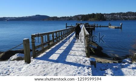 Belcarra regional park near Vancouver British Columbia Canada - 064
