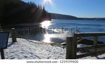Belcarra regional park near Vancouver British Columbia Canada - 065