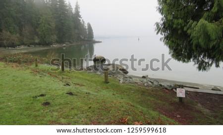 Belcarra regional park near Vancouver British Columbia Canada - 048
