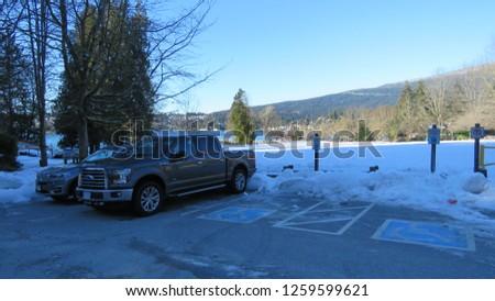 Belcarra regional park near Vancouver British Columbia Canada - 051