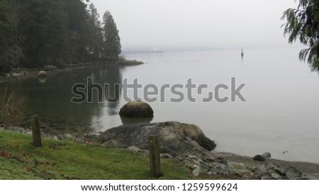 Belcarra regional park near Vancouver British Columbia Canada - 049