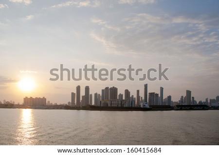 Belem city brazil Foto stock ©