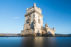 Belem Tower - Day Time. Lisbon, Portugal