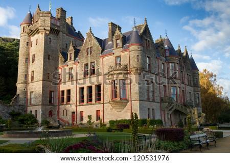 Belfast Castle, Country Park, Northern Ireland