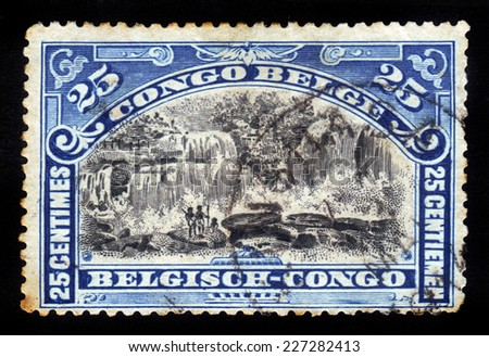 belgian congo   circa 1910  a...
