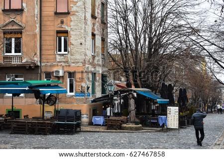 belgrade  serbia. february 7 ...