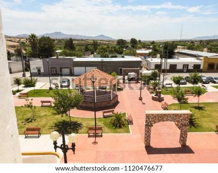 Belizario Dominguez village, Chihuahua-Mexico #1120476677
