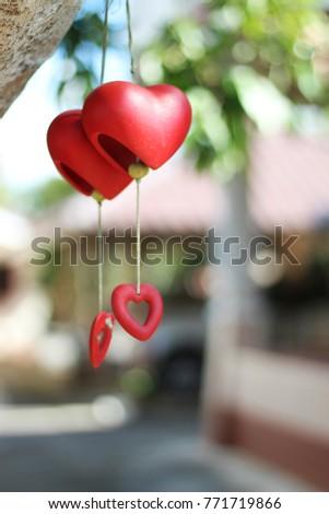 Bell heart shape #771719866