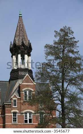 Bell Tower Fisk University