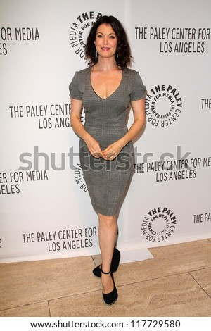 Bellamy Young at the PaleyFest 2012 Fall TV Preview: Scandal, Paley Center for the Media, Beverly Hills, CA 09-11-12