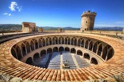 Bellver Castle, Palma, Mallorca