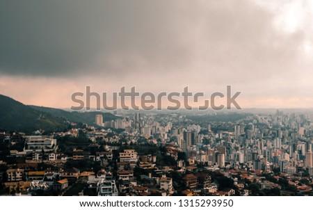 Belo Horizonte cityscape
