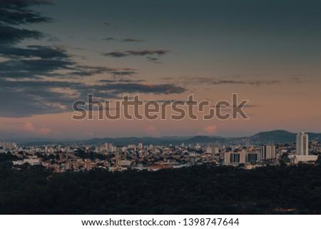 Belo Horizonte, Minas Gerais, Brazil. #1398747644