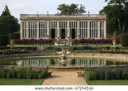 Belton House Formal Gardens & Orangery