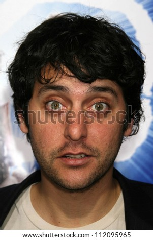 """Ben Gleib at the Los Angeles Premiere of """"The Last Mimzy"""". Mann Village Theatre, Westwood, CA. 03-30-07"""