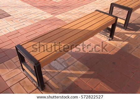 bench in the park bench