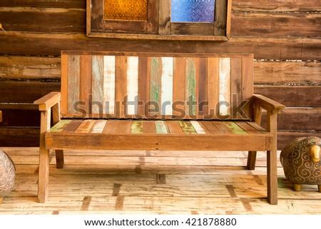 bench  vintage
