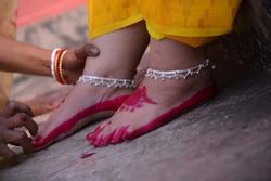 bengali wedding rituals for bride