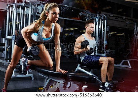 bent over dumbbell workout