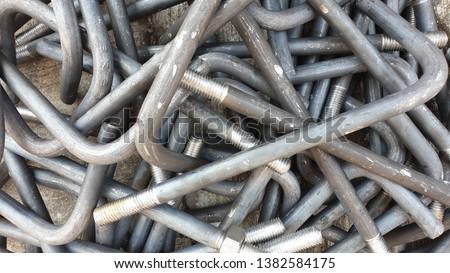 Bent-steel-bar Images and Stock Photos - Avopix com
