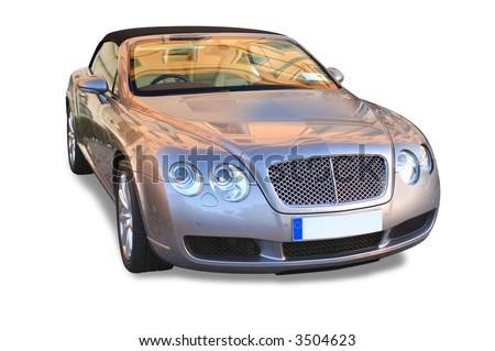 Bentley Isolated