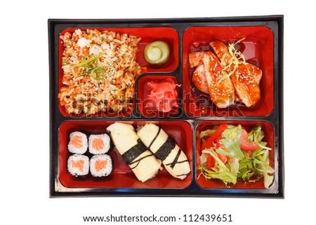 Bento japan food