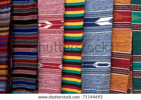 Berber culture - carpets and clothes found in morocco