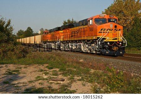 Berea, Oh - September 22: Two Ge Evolution Series Es44dc ...