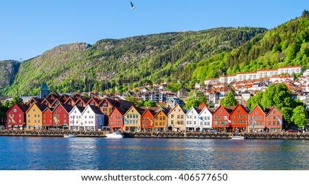 Bergen, Norway #406577650