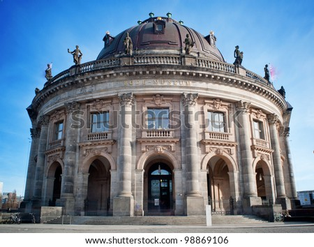 Berlin bode museum - Germany