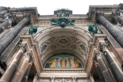 Berlin cathedral, Berlin, Germany.
