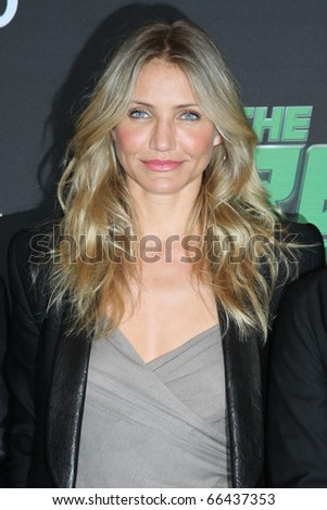 BERLIN - DECEMBER 03: Cameron Diaz attends the Photocall of 'The Green Hornet' at the Hotel Adlon on December 3, 2010 in Berlin, Germany
