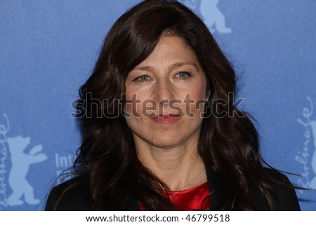 BERLIN - FEBRUARY 16: Actress Catherine Keener attends the 'Please Give' Photocall during day six of the 60th Berlin  Film Festival at the Grand Hyatt Hotel on February 16, 2010 in Berlin, Germany