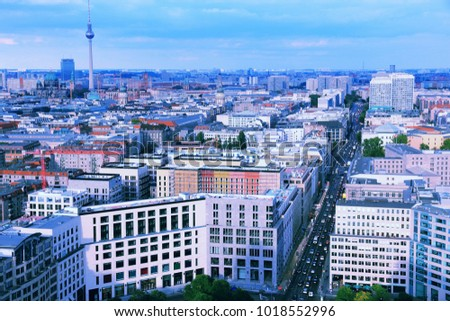 berlin  germany. capital city...