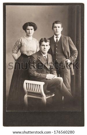 berlin  germany   circa 1900 ...
