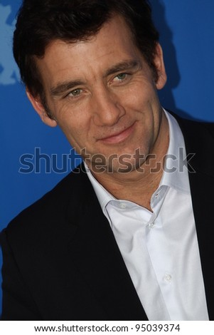 BERLIN, GERMANY - FEBRUARY 12: Actor Clive Owen attends the 'Shadow Dancer' Photocall during of the 62nd Berlin International Film Festival at the Grand Hyatt on February 12, 2012 in Berlin, Germany.