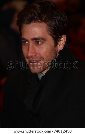 BERLIN, GERMANY - FEBRUARY 09: Jake Gyllenhaal attends the 'Les Adieux De La Reine' Premiere during of the 62nd Berlin Film Festival at the Berlinale Palast on February 9, 2012 in Berlin, Germany.