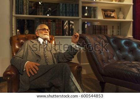 Sigmund Freud Vector Image | Download Free Vector Art ...