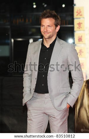 BERLIN, GERMANY - MAY 25: Bradley Cooper attends the premiere of the 'The Hangover Part II' at CineStar on May 25, 2011 in Berlin, Germany.