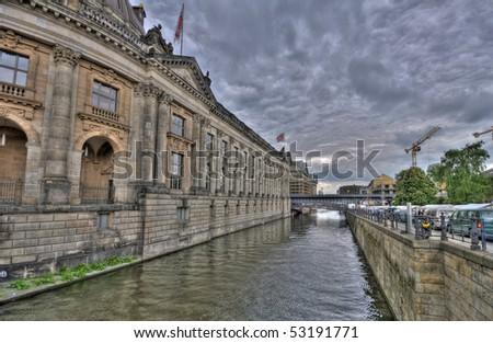 Berlin, Germany, museum island