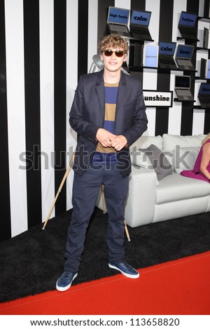 BERLIN - JULY 06: Tim Bendzko attends the Michalsky Style Nite 2012 during Mercedes-Benz Fashion Week Berlin Spring/Summer 2013 at Tempodrom on July 6, 2012 in Berlin, Germany.
