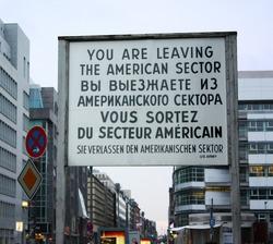 Berlin Point Charlie