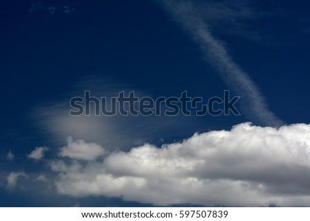 Berlin Summer Clouds, Germany #597507839