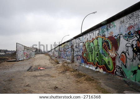 Berlin Wall 2007 – East Side Gallery #20